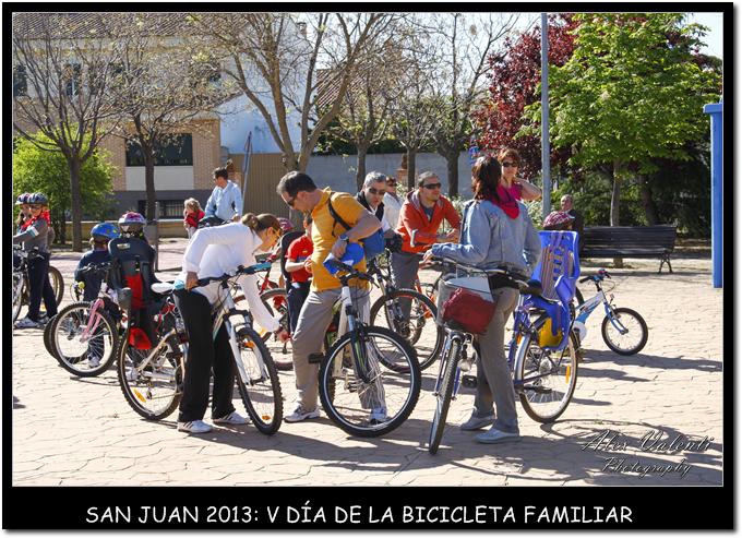 V Día de la bicicleta familiar, Sonseca 2013 (1)